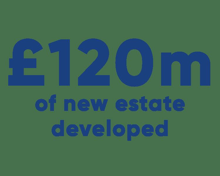 £120m-of-new-estate-developed